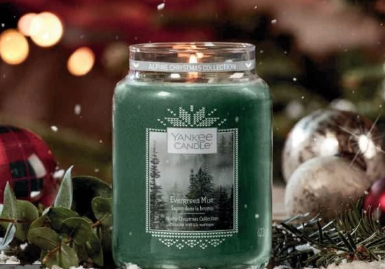 Yankee Candle Evergreen Mist [Review]